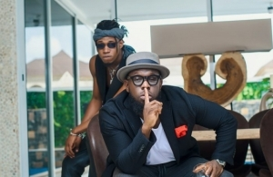 Timaya Gifts DM Records Artiste, King Perryy A Brand New Car (Photos)